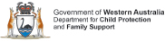 Government of Western Australia Department for Child Protection and Family Support